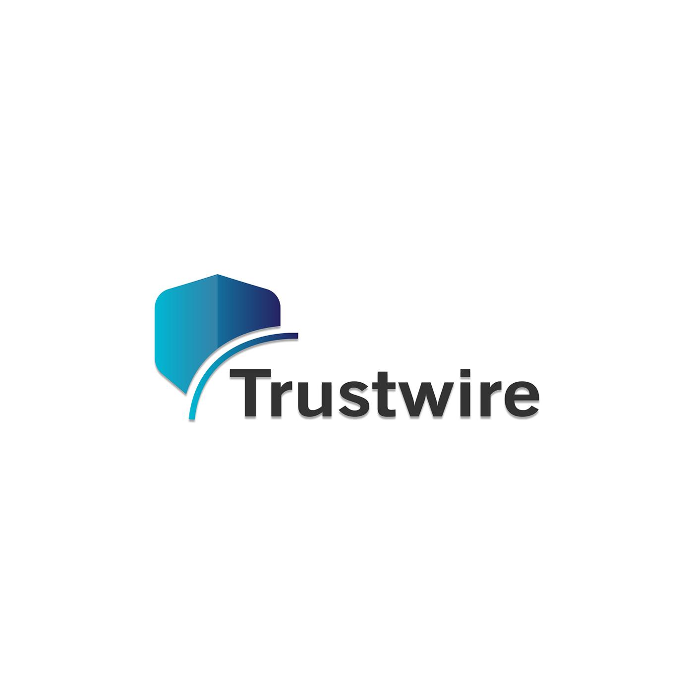 Projektowanie logo trustwire