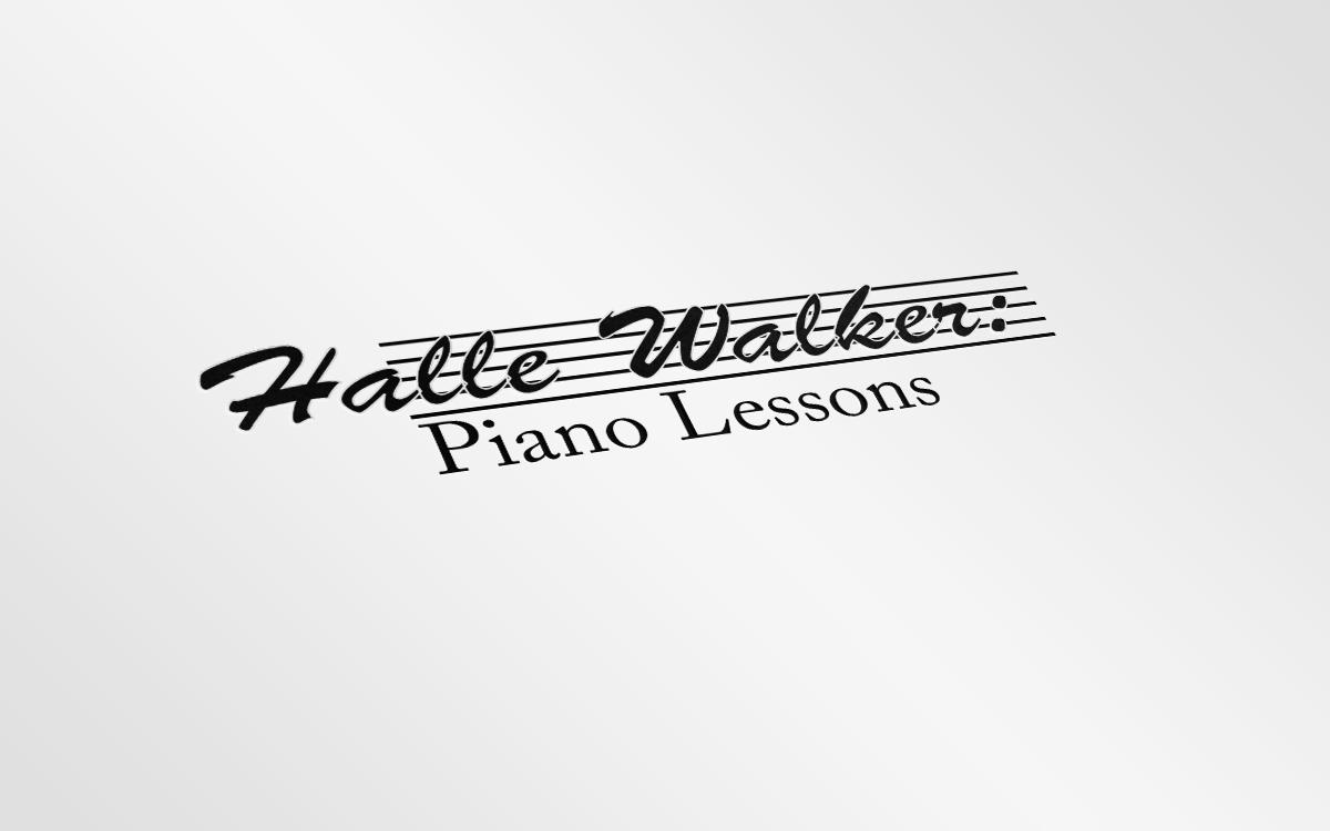 Projektowanie logo piano