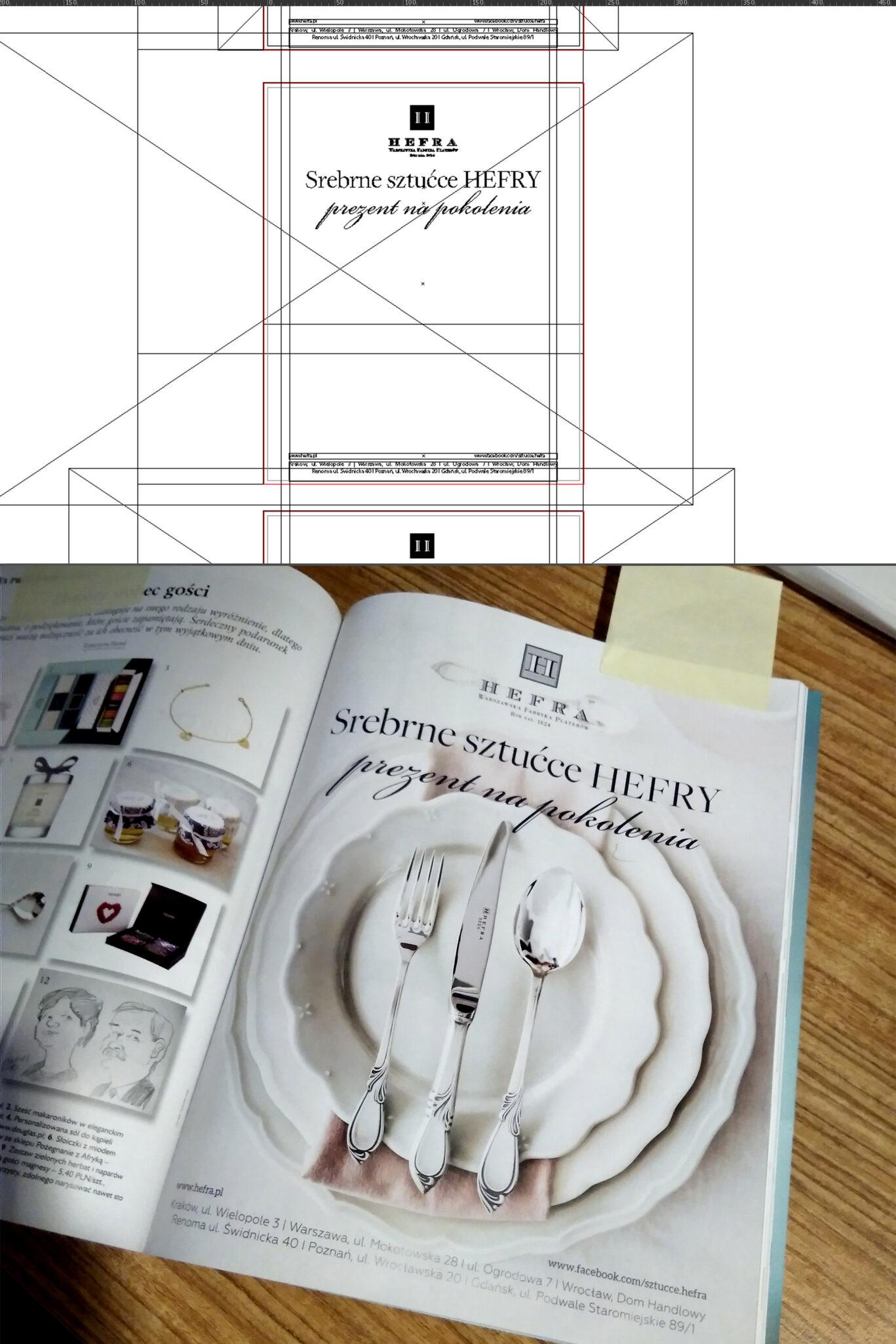 projektowanie bookletów