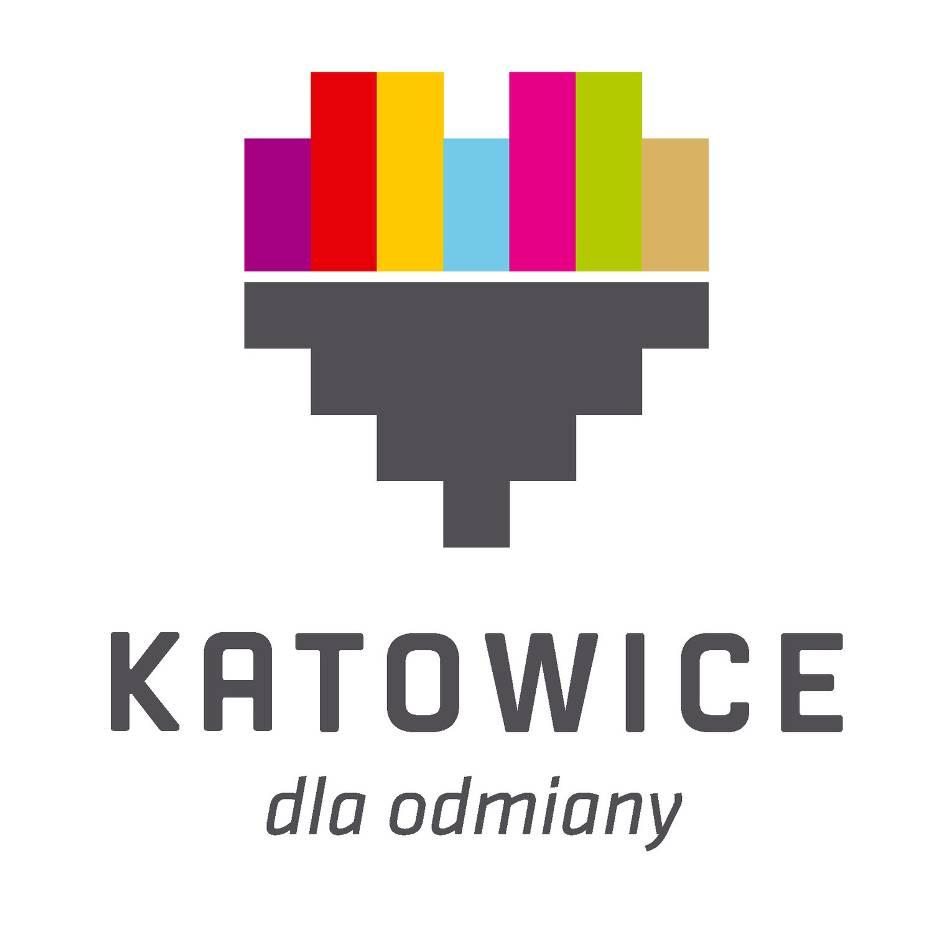 projekt graficzny logo katowic