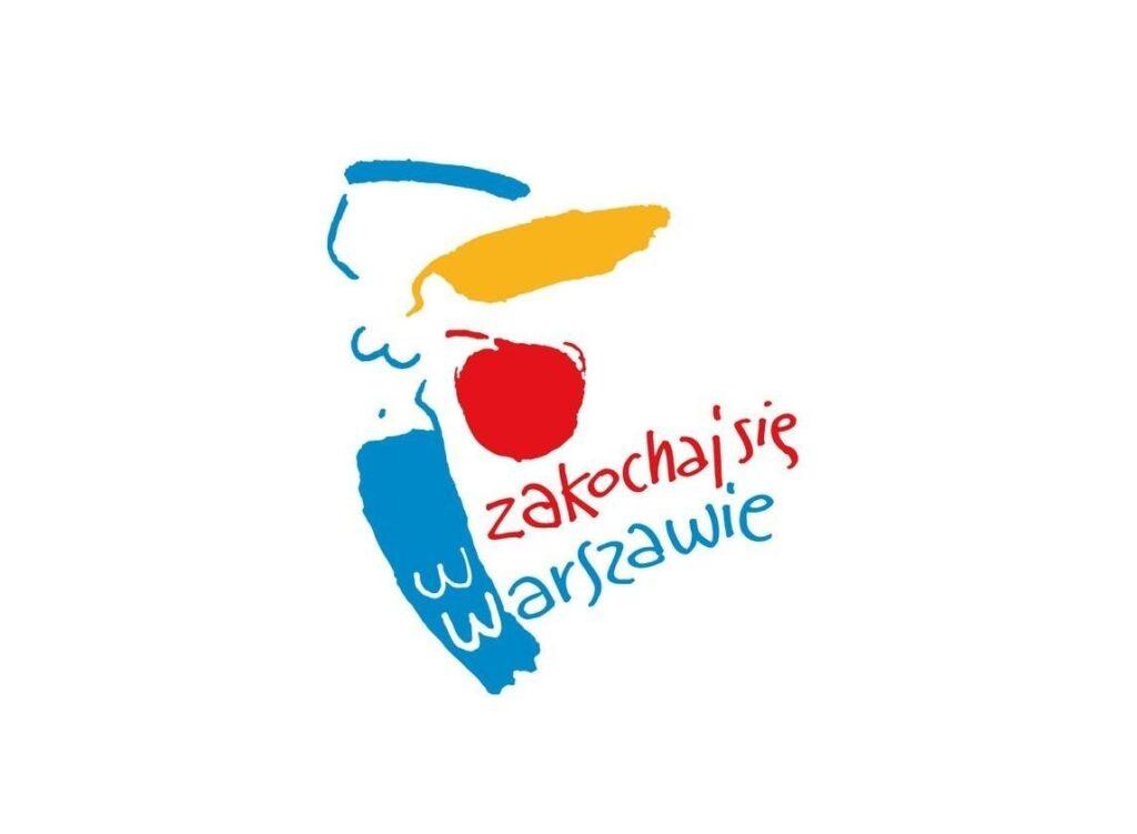 projekt graficzny logotyp warszawy