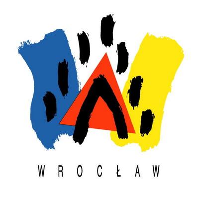 projekt graficzny logo wrocław
