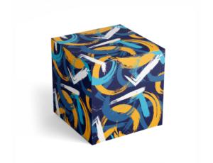 pudełko pattern graficzny
